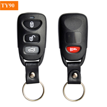 3+1buttons TY90 car key generator, remote for TY90 universal programmer