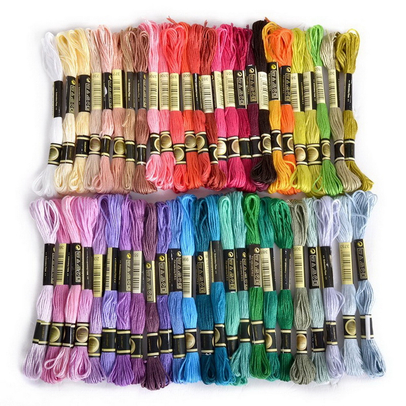 Online buy wholesale embroidery thread sets from china
