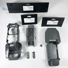 Оригинальный DJI Mavic Pro верхний нижний средний каркас Корпус демпфер доска с винтами средний корпус крышка для дрона запасные части
