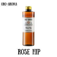 Famous brand oroaroma rose hip oil natural aromatherapy high-capacity skin body care massage spa rose hip essential oil