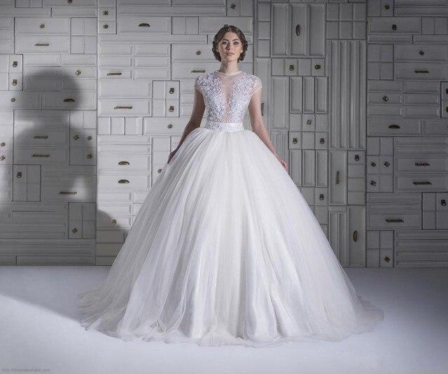 Aliexpress Com Buy 2016 Chrystelle Atallah Ball Gown