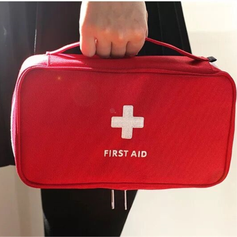 NEW First Aid Kit Emergency Medical First aid kit bag Waterproof Car kits bag Outdoor Travel Survival kit Empty bagNEW First Aid Kit Emergency Medical First aid kit bag Waterproof Car kits bag Outdoor Travel Survival kit Empty bag
