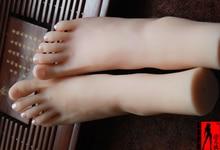 Real skin sex dolls japanese masturbation full silcone Women's Mannequin for feet  calf Display Fashion show show feet