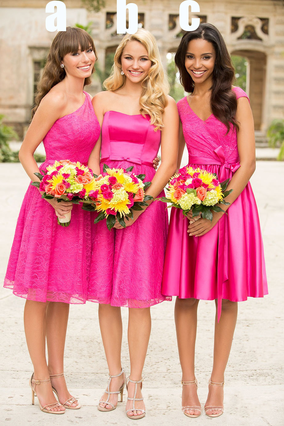 Online get cheap dress made of red roses aliexpress alibaba three styles rose red short lace bridesmaid dresses 2015custom made short lace dress ombrellifo Images