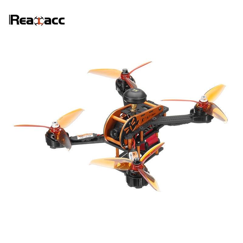 Realacc Real2 5.8G F4 FPV Racing Drone OSD 30A BLHeli_32Bit 700TVL Camera 20/200mW VTX 3-4S RC Drone VS Diatone 2018 запчасти и аксессуары для радиоуправляемых игрушек diatone 3 6 20 rc m3x6
