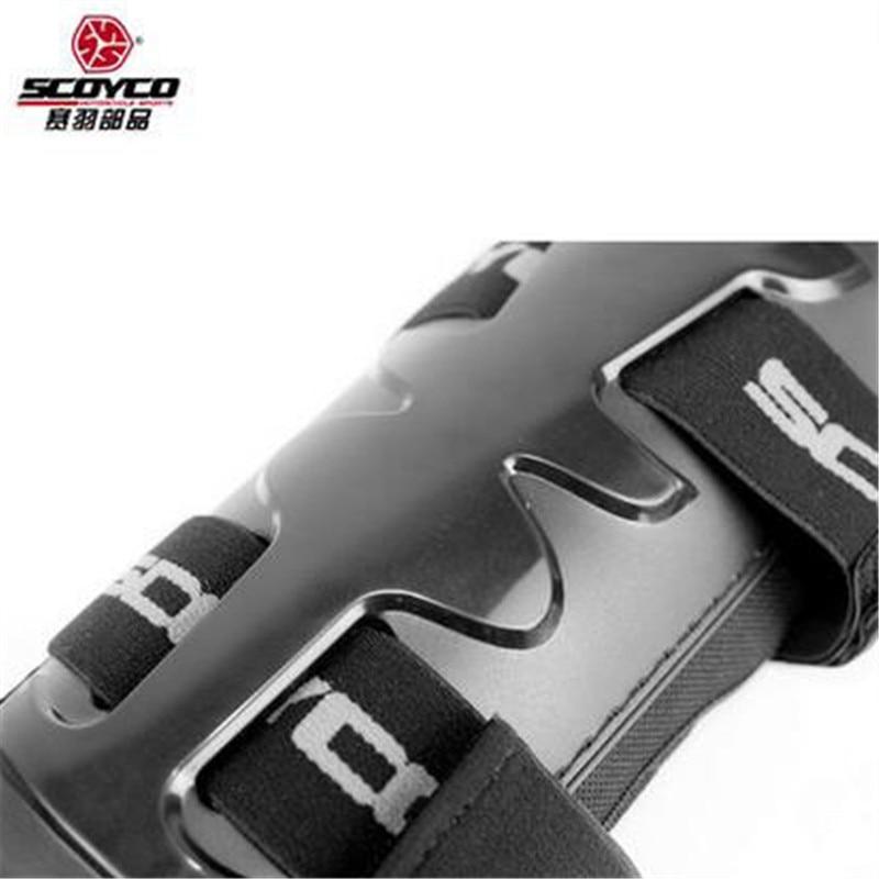 Scoyco course tout-terrain moto bracelet lutte armure coude quatre ensembles de chevalier equipmentK11H11-2