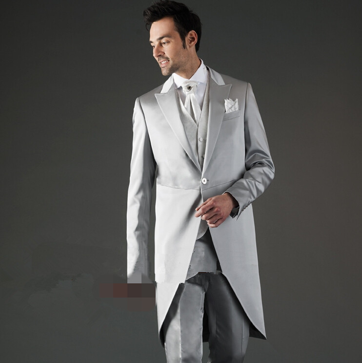 Costumes Men dress the groom suit tuxedo suits stage performance ...