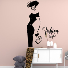 NEW Fashion Style Self Adhesive Vinyl Waterproof Wall Decal Pvc Decals Art
