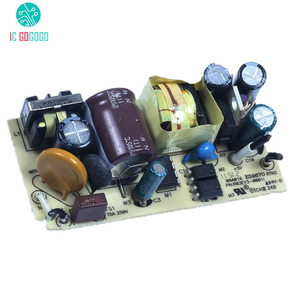 AC-DC 5V 2A Switching Power Supply Module Switch Bare Circuit Board 5V 2000MA for Replace/Repair 100-240V To 5V 7.2*3.4*2.5cm