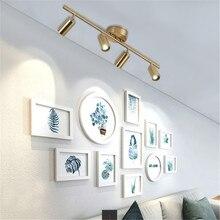 New Ceiling Lamp Lighting Living Room Angle adjustable Spotlights GU10 Spot Lights Bulb for Store Shop Showroom lighting