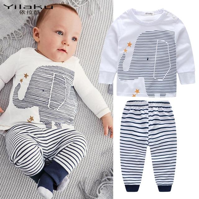 Newborn Baby Boy Girl Clothes Set Unisex Baby Clothing ...