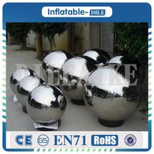 Free shipping door to door 1.0 m PVC inflatable crystal ball,inflatable mirror ball,inflatable mirror balloon free shipping pvc inflatable ball inflatable mirror ball inflatable balloon