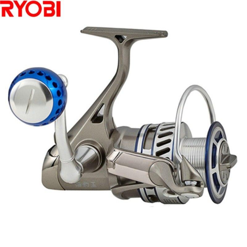 HOT SALE] RYOBI FISHING KING I 1000 8000 Spinning Fishing