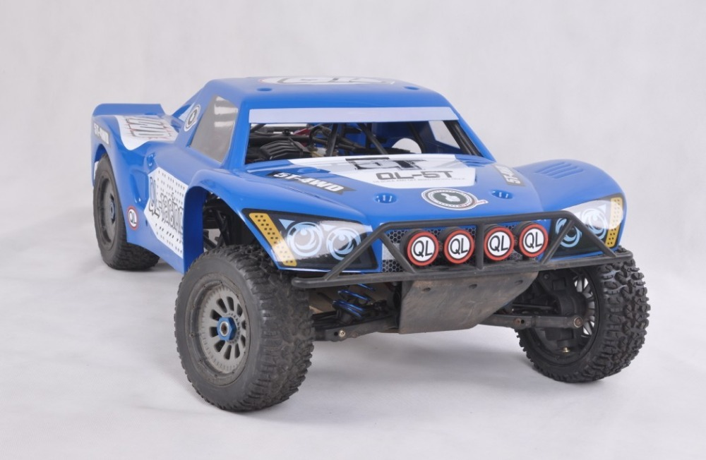 2014 hot new model China losi 5t 4WD car RC car billet rear hub carriers for losi 5ive t