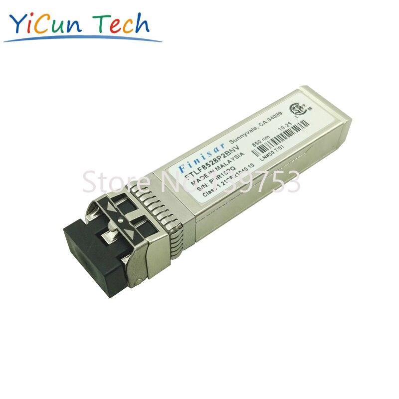 FTLF8528P2BCV 8GBASE-SR SFP+ 850nm 150m Optical Transceiver - New ,1 year warranty