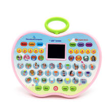 Baby Interactive Learning Pad Tablet Educational Learning Study Toy Laptop Computer Game for Babies