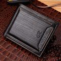 Small Wallet  Men Portafoglio Uomo  Walet Brand Mens Wallet  Leather Genuine Carteira Masculina Leather Wallet Portomonee