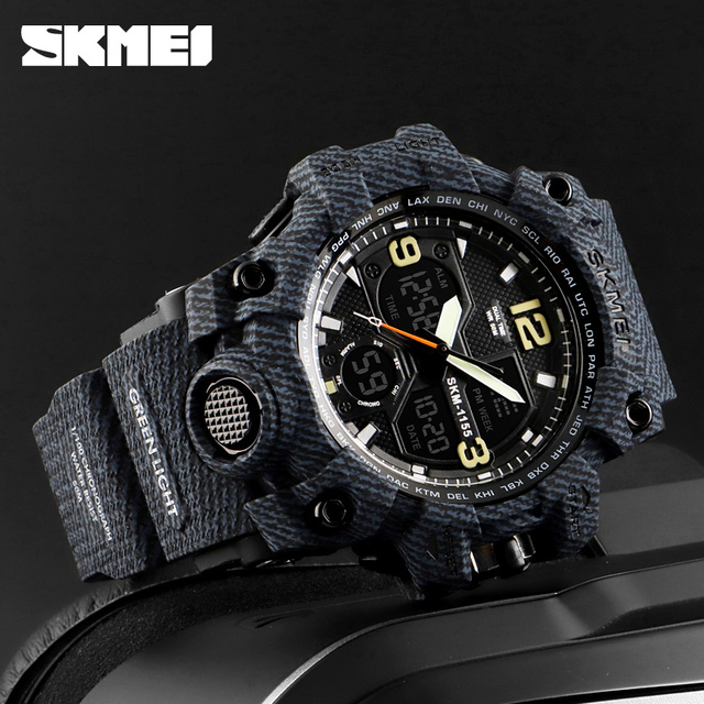 Military Sports Watch 8