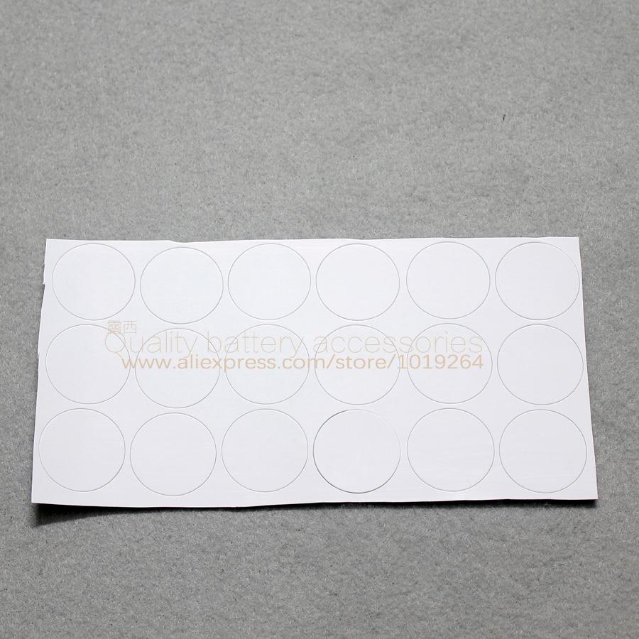 Купить с кэшбэком Section 1 26650 lithium battery cathode flat insulation gasket section 1 26650 lithium battery cathode insulating spacer group