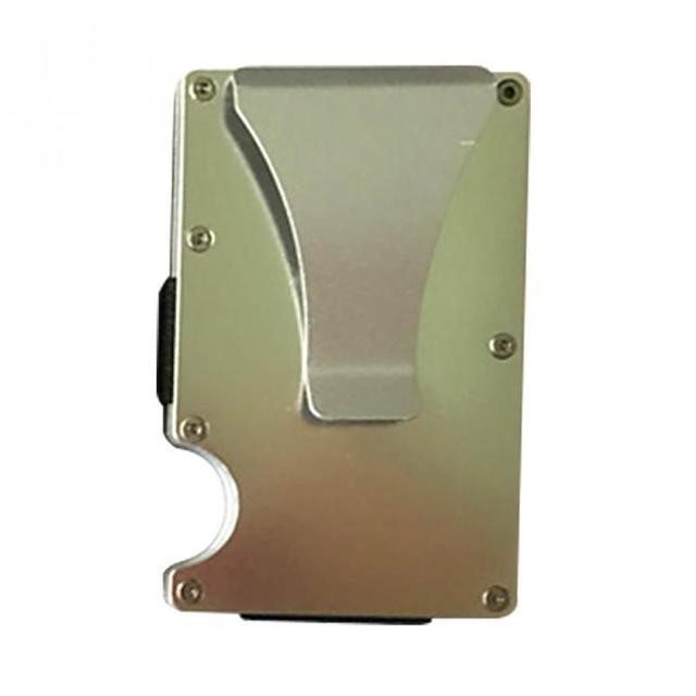 Aluminium Ultra-thin Protector Money Clip 4