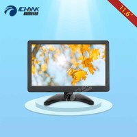 ZB116JN V3/11.6 inch 1920x1080 16:9 IPS HDMI Full View Built in Speaker Remote Control For Raspberry Pi PS3 XBOX PS4 LCD Monitor