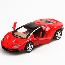 Simulation of Children Alloy Car Model 1:36 Toy Gift for Return Boxed Baking and Displaying Parts