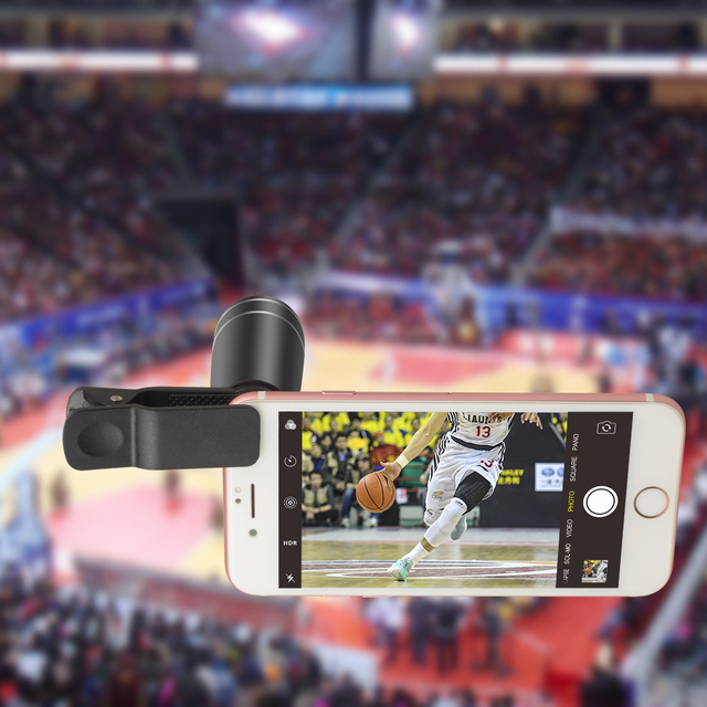 APEXEL 10 in 1  Mobile phone Lens Telephoto Fisheye lens Wide Angle Macro Lens+CPL/Flow/Radial/Star Filter for all smartphones 4