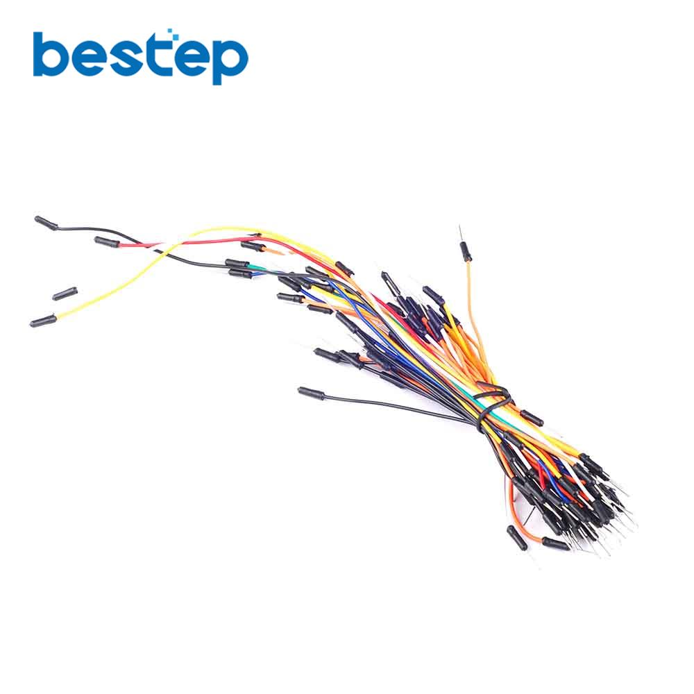 325pcs/lot Jump Wire Cable Male To Male Jumper Wire Breadboard  Free Shipping