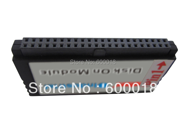 44pin PATA IDE DOM Disk female Disk On Module Vertical Socket 1-Channels 4GB 8GB 16GB SLC Free Shipping