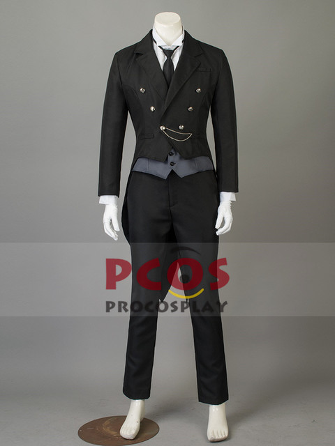 Sebastian Michaelis Cosplay Costume