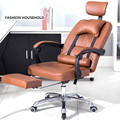 Luxury home computer office boss chair can lift rotate chair capable of lying chair Furniture products.