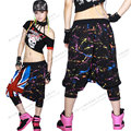 2016 New fashion Brand Hip hop dance sweatpants baggy trousers performance costume loose casual big crotch hip hop  harem pants