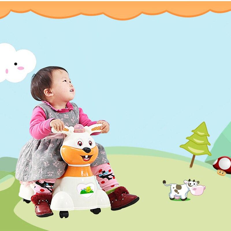 New Children's Pot Cute Cartoon Music Kids Potty WC Travel Portable Plastic Baby Toilet Training Child Potty Chair Toilet Seat