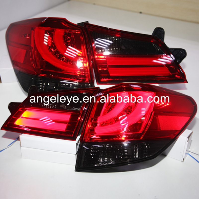 2010 2013 Year For Subaru for Outback LED Tail lights Rear Lamp Red ...