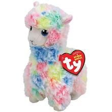 96d08533660 TY Beanie Boos 15cm Lola Alpaca Spike Hedgehog Cow Dog owl Dange Dragon  Plush Toys Big