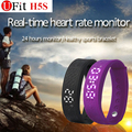 2016 Newst Ufit H5S Faixa De Pulso Inteligente Pulseira Heart Rate Monitor de Fitness Esporte Rastreador Pulseira Smartband Inteligente pulseira