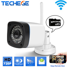 Wifi IP camera 1.0MP/1.3MP 720P/960P HD H.264 mini ip camera HD  security Camera Wireless IR-CUT P2P CCTV Camer w card slot