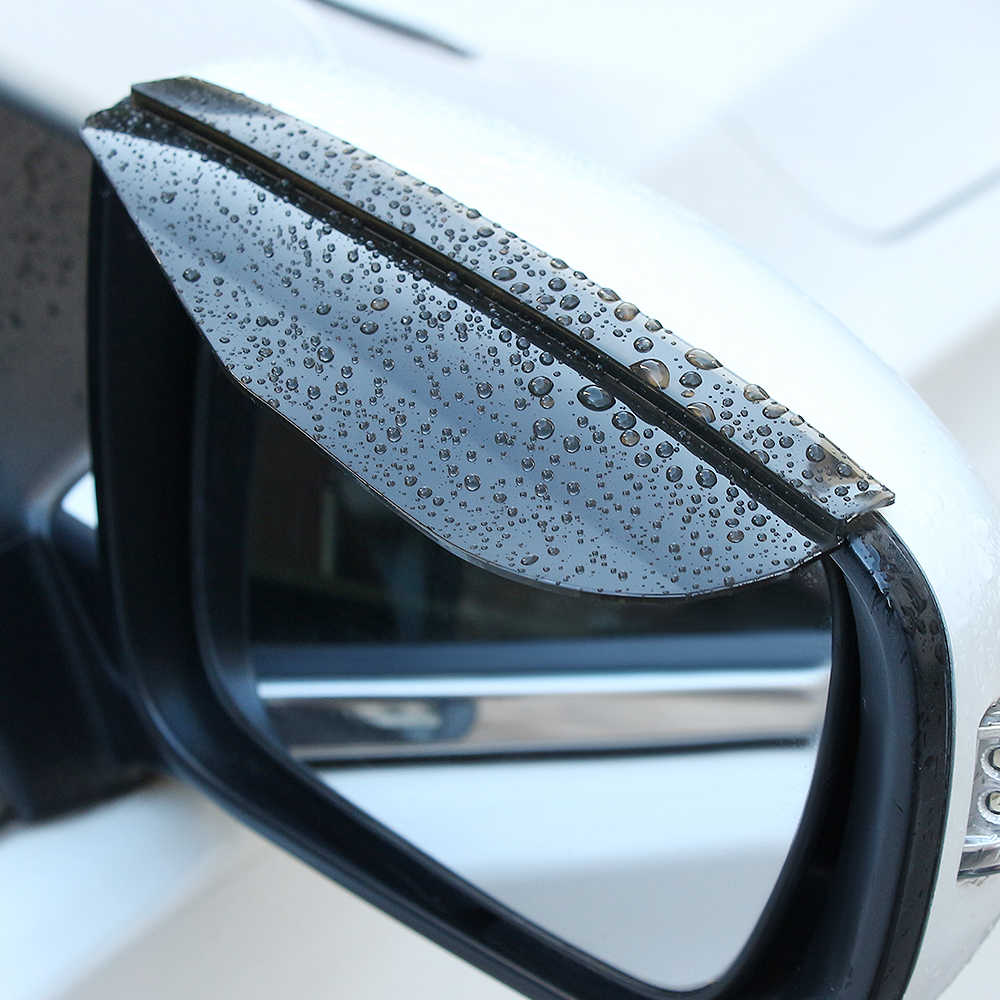 Mobil Styling Kaca Spion Hujan Alis untuk Kursi Ibiza LEON Toledo Exeo FR Altea Cordoba Cupra Konsep