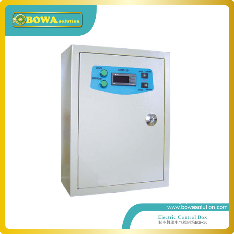 Electrical Control box for Dry machine 20HPElectrical Control box for Dry machine 20HP