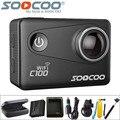 SOOCOO C100 Action Camera 4K WiFi Sports DV Full HD 1080P Gyro 30m Waterproof Diving Mini Camcorder 2.0 inch NTK96660 Sport Cam