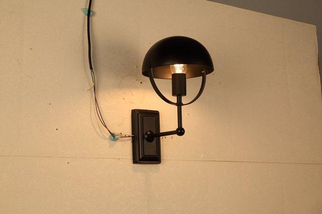 Tienda online retro loft industrial lámpara de pared de hierro ...