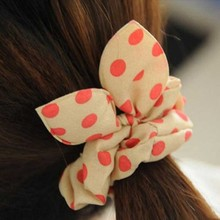 Cute Flower Hair Rope