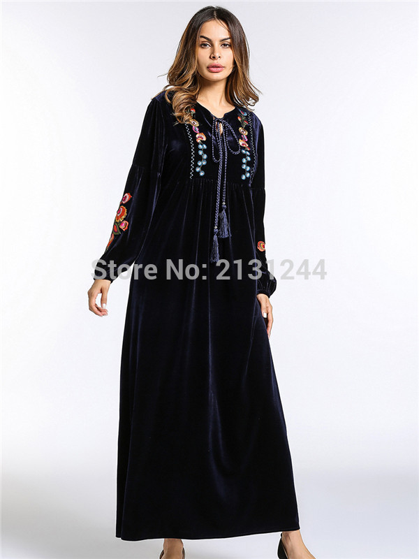 muslim black abaya604