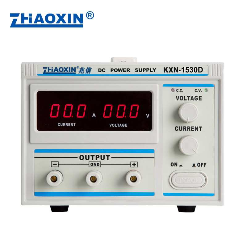 ZHAOXIN Series High-power Switching DC Power Supply Single output 15V 30A /40V/50V/60V/80Vadjustable aging plating power supply