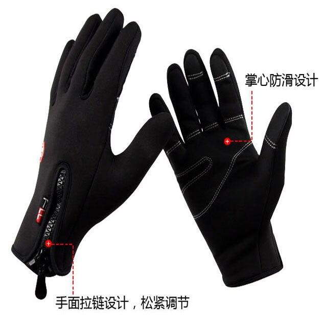 Motorcycle Bicycle Cycling Hiking Military Riding font b Skiing b font font b Gloves b font