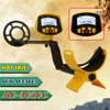 Big Promotion MD 9020C Ground Metal Detector Gold Metal Detector Free Shipping
