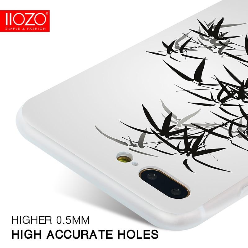 Θήκη τοπίου τοπίου για Iphone 7 8 6 6S Plus - Ανταλλακτικά και αξεσουάρ κινητών τηλεφώνων - Φωτογραφία 4