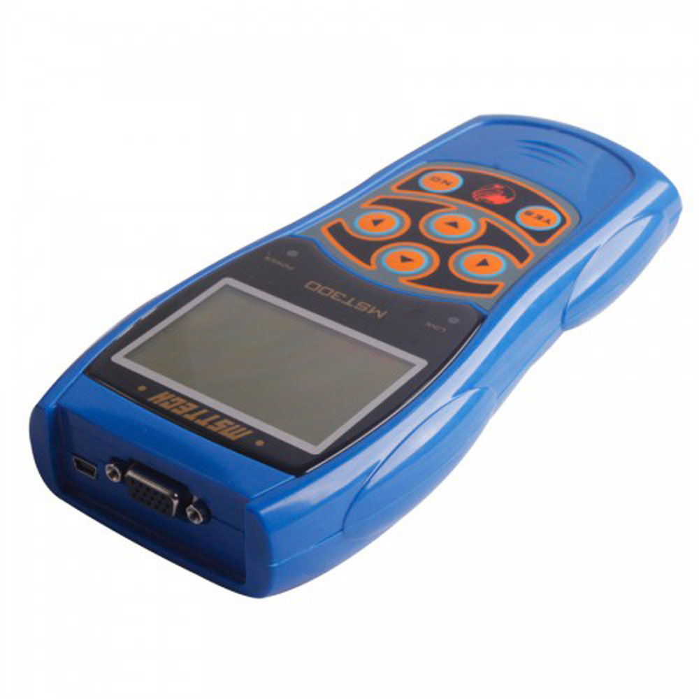 Di alta qualità OBDII auto scanner auto obd2 lettore di codice OBD2 Scanner MST300 - 3