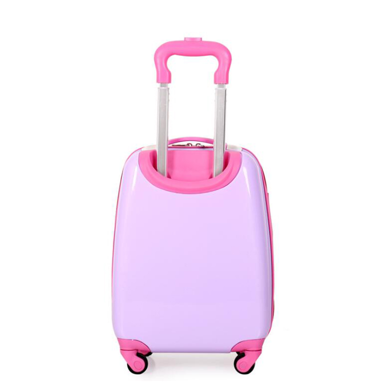 a783d47a60d6 US $46.86 29% OFF TRAVEL TALE 16 inch girls cheap small rolling luggage  kids suitcase cute trolley bag-in Rolling Luggage from Luggage & Bags on ...