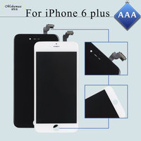 Mobymax 5PCS Lot All Test AAA Ecran LCD Pantalla For IPhone 6 Plus 5 5 Tela